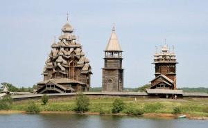 The Churches of Kizhi (c1764)