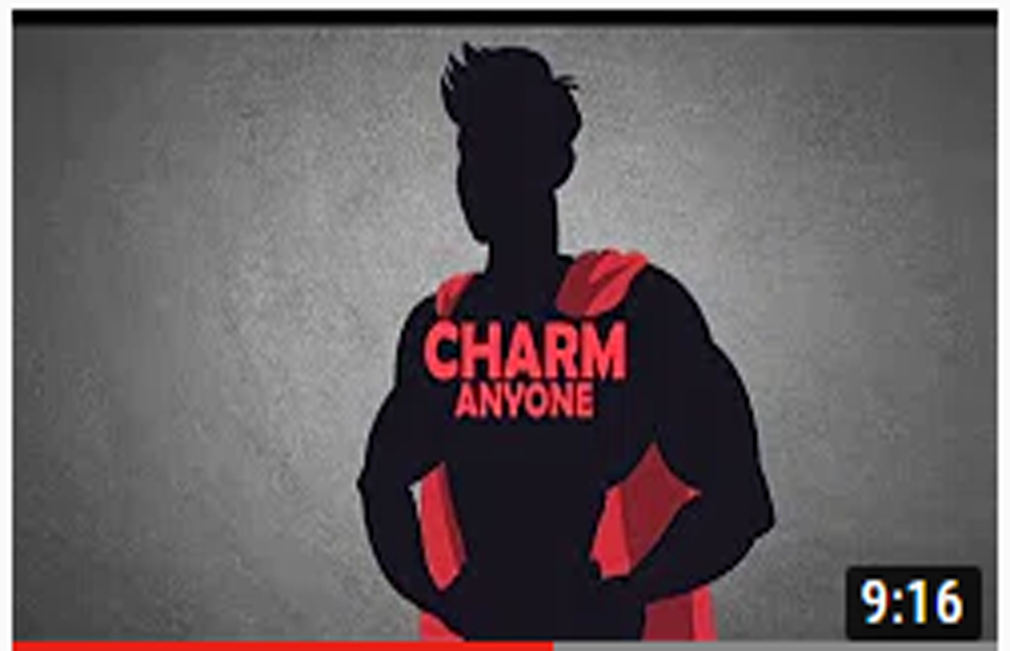 HOW TO INSTANTLY CHARM ANYONE - Learn how to instantly charm anyone using these 5 psychological triggers and reap the rewards that only a skilled, charming individual can enjoy. Being charismatic and memorable can open many doors for you, and in the right situations, it can dramatically increase your influence. With the right body language and psychological tricks, you can unleash your inner charm and get more of what you want out of life.