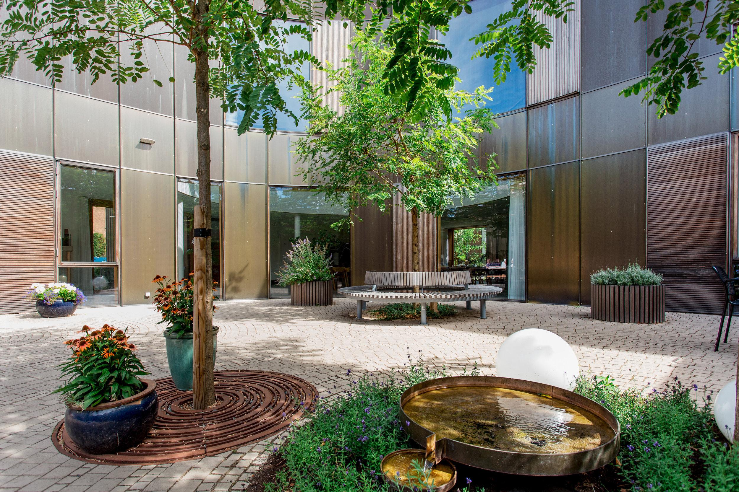 Diakonissestiftelsen Hospice Garden