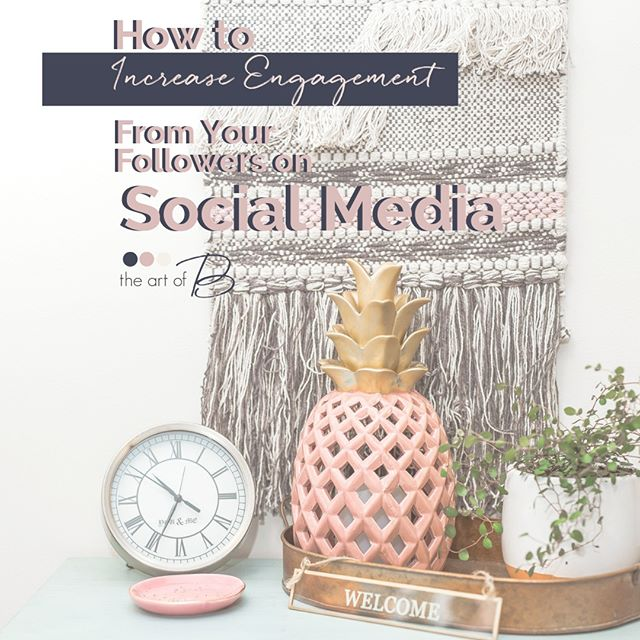 How to Increase Engagement From Your Followers on Social Media⠀⠀⠀⠀⠀⠀⠀⠀⠀ ⠀⠀⠀⠀⠀⠀⠀⠀⠀ A common problem that all of us itty-bitty (yet, totally fabulous) businesses face with social media, is increasing engagement from our followers. ⠀⠀⠀⠀⠀⠀⠀⠀⠀ When social media platforms like Facebook and Instagram changed the feeds from chronological to an algorithm feed in early 2018, it created some challenges for businesses that do not get immediate engagement or don't appear that popular (as in, not many likes or comments on posts). AKA: SMALL businesses.⠀⠀⠀⠀⠀⠀⠀⠀⠀ Read more about this on our BLOG (link in da bio!) #aainspirations⠀⠀⠀⠀⠀⠀⠀⠀⠀ #theartofb⠀⠀⠀⠀⠀⠀⠀⠀⠀ #startuptips⠀⠀⠀⠀⠀⠀⠀⠀⠀ #startupgrind⠀⠀⠀⠀⠀⠀⠀⠀⠀ #businessmotivation⠀⠀⠀⠀⠀⠀⠀⠀⠀ #howtostartabusiness⠀⠀⠀⠀⠀⠀⠀⠀⠀ #keytosuccess⠀⠀⠀⠀⠀⠀⠀⠀⠀ #entrepreneurher⠀⠀⠀⠀⠀⠀⠀⠀⠀ #goalgetters⠀⠀⠀⠀⠀⠀⠀⠀⠀ #buildingmyempire⠀⠀⠀⠀⠀⠀⠀⠀⠀ #myownboss⠀⠀⠀⠀⠀⠀⠀⠀⠀ #hustleandheart⠀⠀⠀⠀⠀⠀⠀⠀⠀ #creativeentrepreneur⠀⠀⠀⠀⠀⠀⠀⠀⠀ #lovemybiz⠀⠀⠀⠀⠀⠀⠀⠀⠀ #savvybusinessowners⠀⠀⠀⠀⠀⠀⠀⠀⠀ #dontquityourdaydream⠀⠀⠀⠀⠀⠀⠀⠀⠀ #creativebusiness⠀⠀⠀⠀⠀⠀⠀⠀⠀ #businessdevelopment⠀⠀⠀⠀⠀⠀⠀⠀⠀ #businessconsulting⠀⠀⠀⠀⠀⠀⠀⠀⠀ #businessconsulting⠀⠀⠀⠀⠀⠀⠀⠀⠀ #artofbusiness⠀⠀⠀⠀⠀⠀⠀⠀⠀ #businesscards⠀⠀⠀⠀⠀⠀⠀⠀⠀ #office⠀⠀⠀⠀⠀⠀⠀⠀⠀ #sales⠀⠀⠀⠀⠀⠀⠀⠀⠀ #businessgrowth⠀⠀⠀⠀⠀⠀⠀⠀⠀ #foothills⠀⠀⠀⠀⠀⠀⠀⠀⠀ #plantobsessed⠀⠀⠀⠀⠀⠀⠀⠀⠀ #talkplantytome⠀⠀⠀⠀⠀⠀⠀⠀⠀ #houseplantlove⠀⠀⠀⠀⠀⠀⠀⠀⠀ #indoorjungle