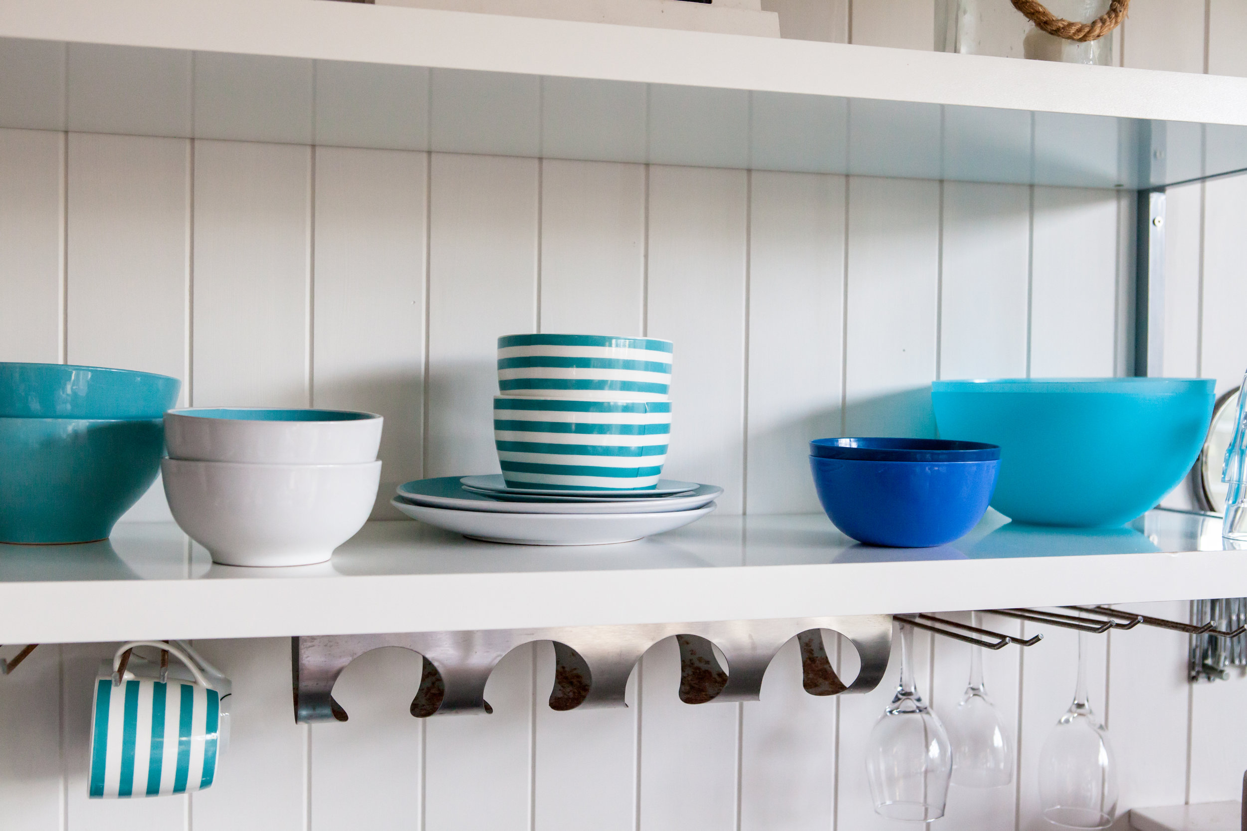 or creating that coastal vibe at home -
