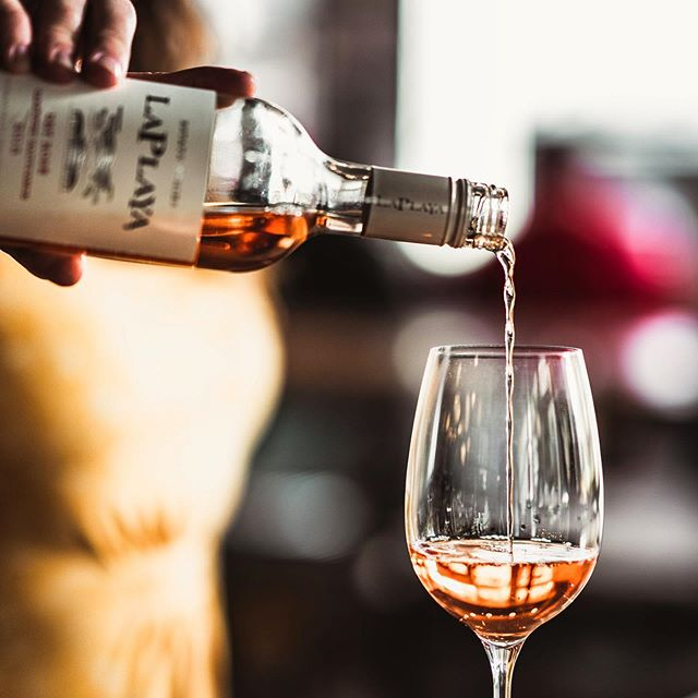 The Monday-est Monday ever calls for some @laplayawines rosé