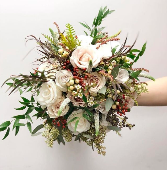 Summer weddingssunday, June 2, 201910 am to 3 pm - Instructor Melissa Cristina will take students through 2019 wedding bouquet trends. Students will design two pieces.