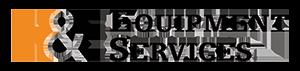 H&E Equipment Services Logo