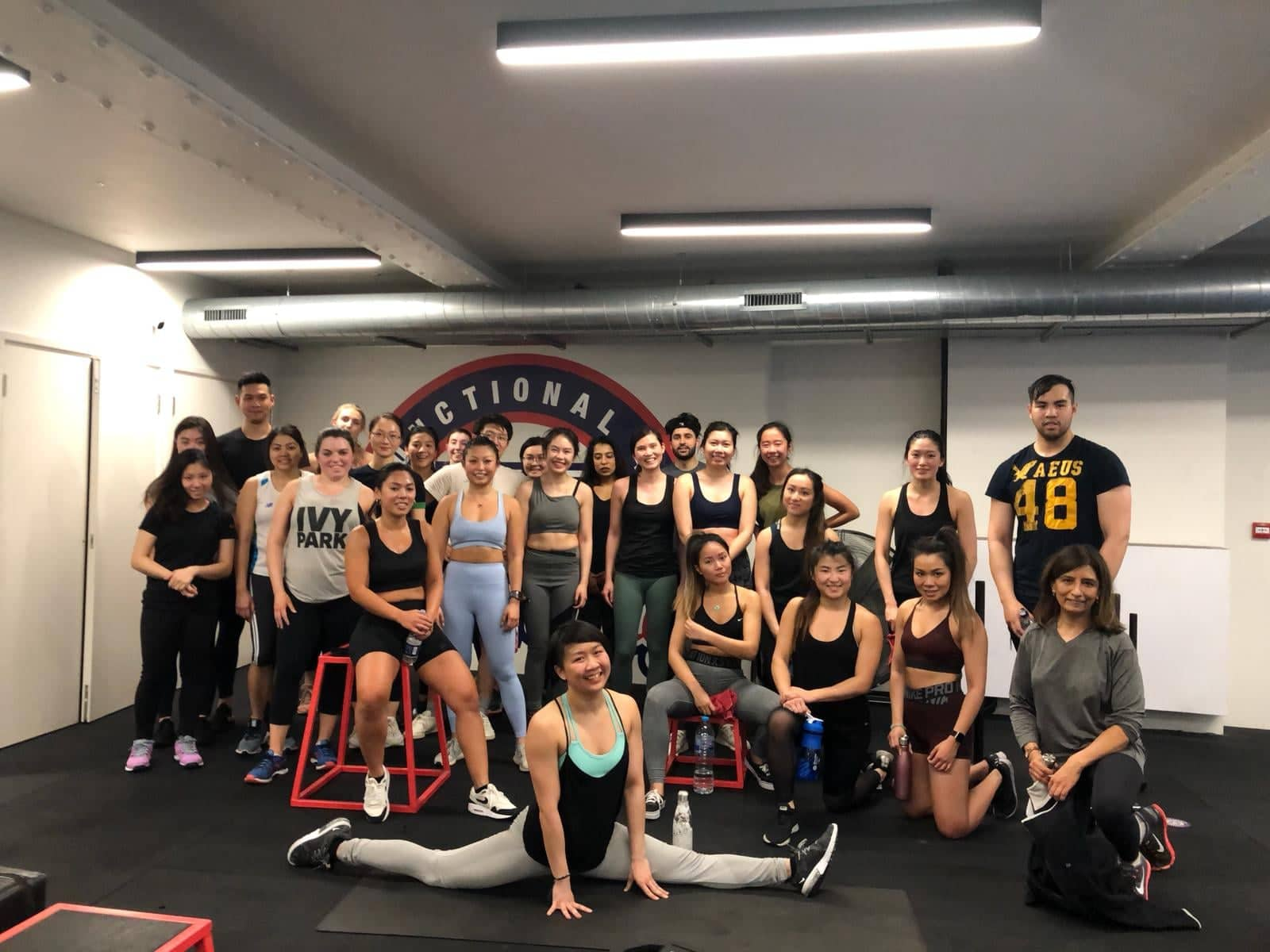 SUCCESSFUL 2nd EVENT! - Want to know more about what our events are like? Read about our second sold out event at F45 Liverpool Street, followed by lunch at Hotbox!
