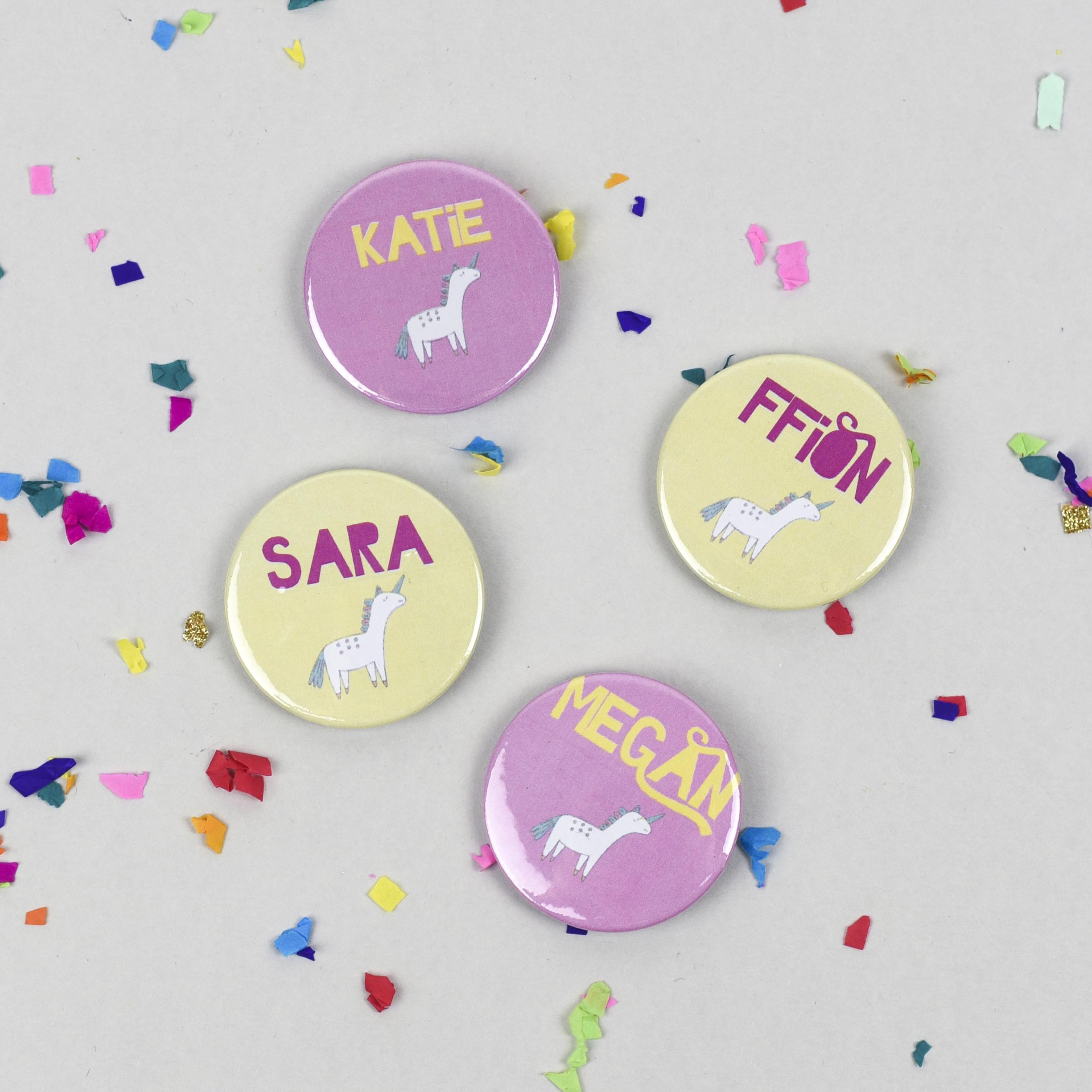 Badges -