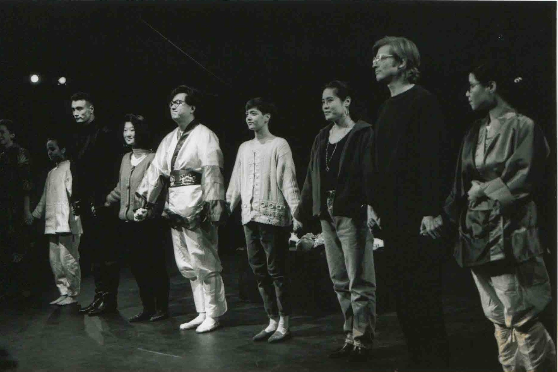 HISTORY OF MU - Discover the rich history of Theater Mu and Asian American theater.