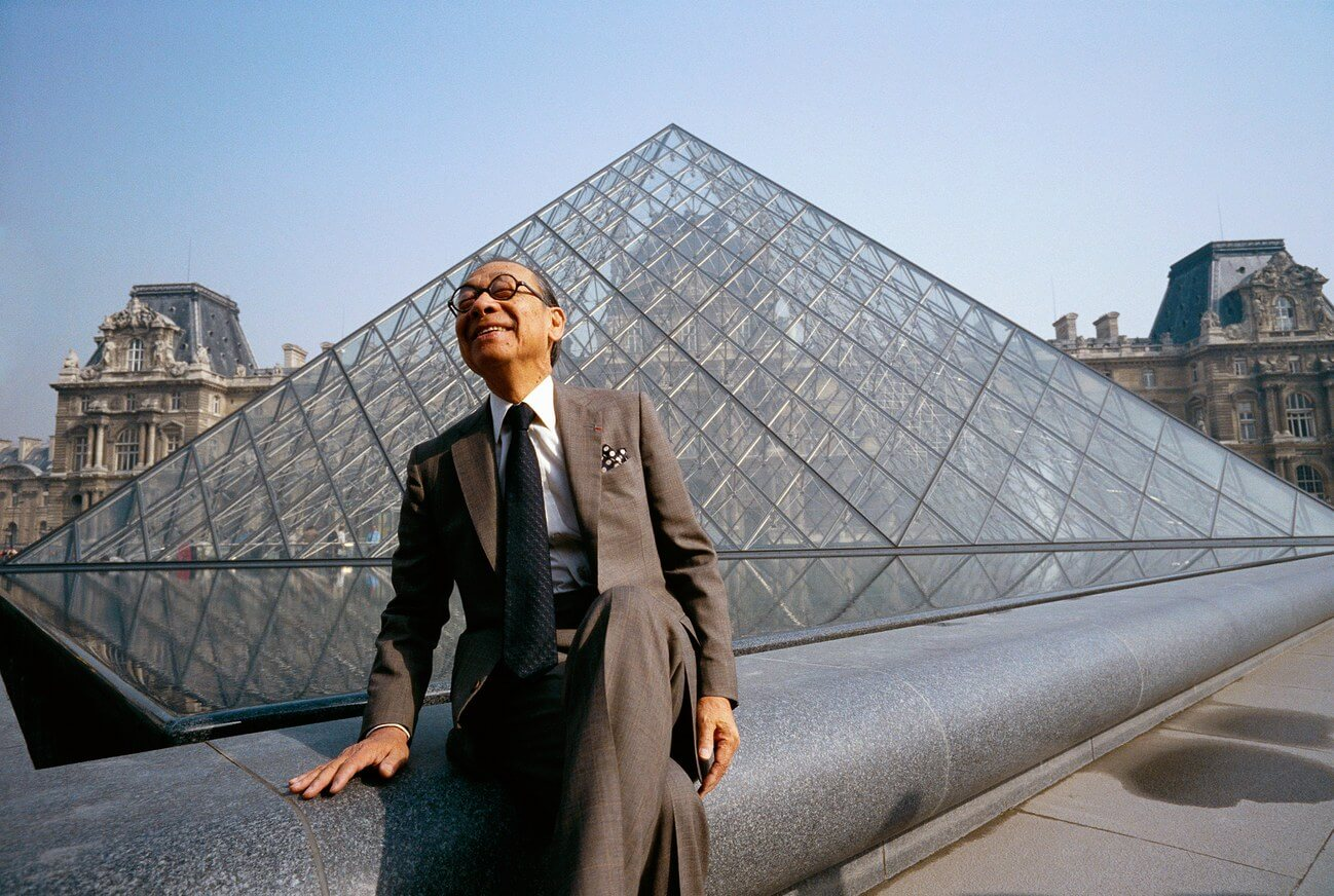 I. M. Pei and the Asian-American Experience