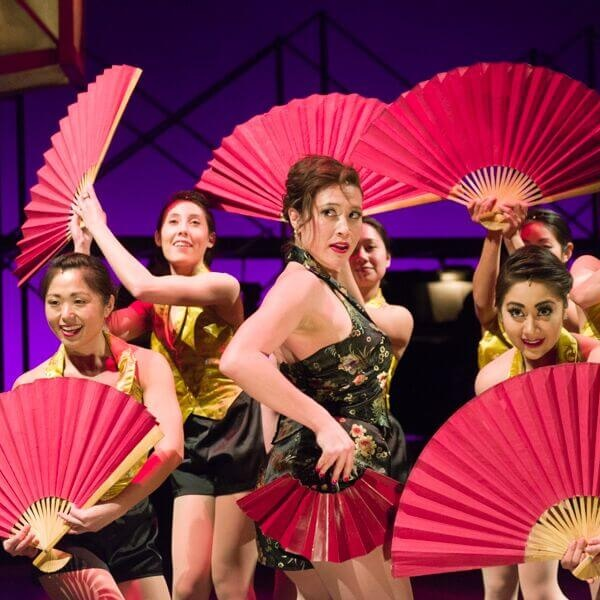 FLOWER DRUM SONG - by DAVID HENRY HWANG music by RODGERS & HAMMERSTEIN directed by RANDY REYESJanuary 20 - February 19, 2017
