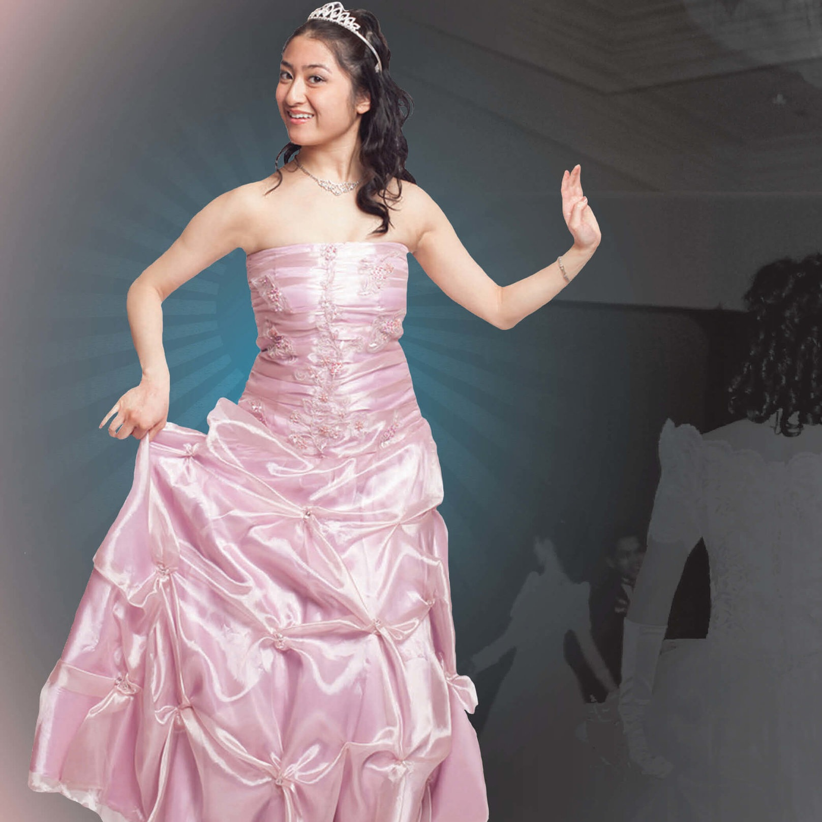 """THE DEBUTANTE'S BALL - by ERIC """"POGI"""" SUMANGILdirected by RANDY REYESMarch 21 - April 12, 2015"""