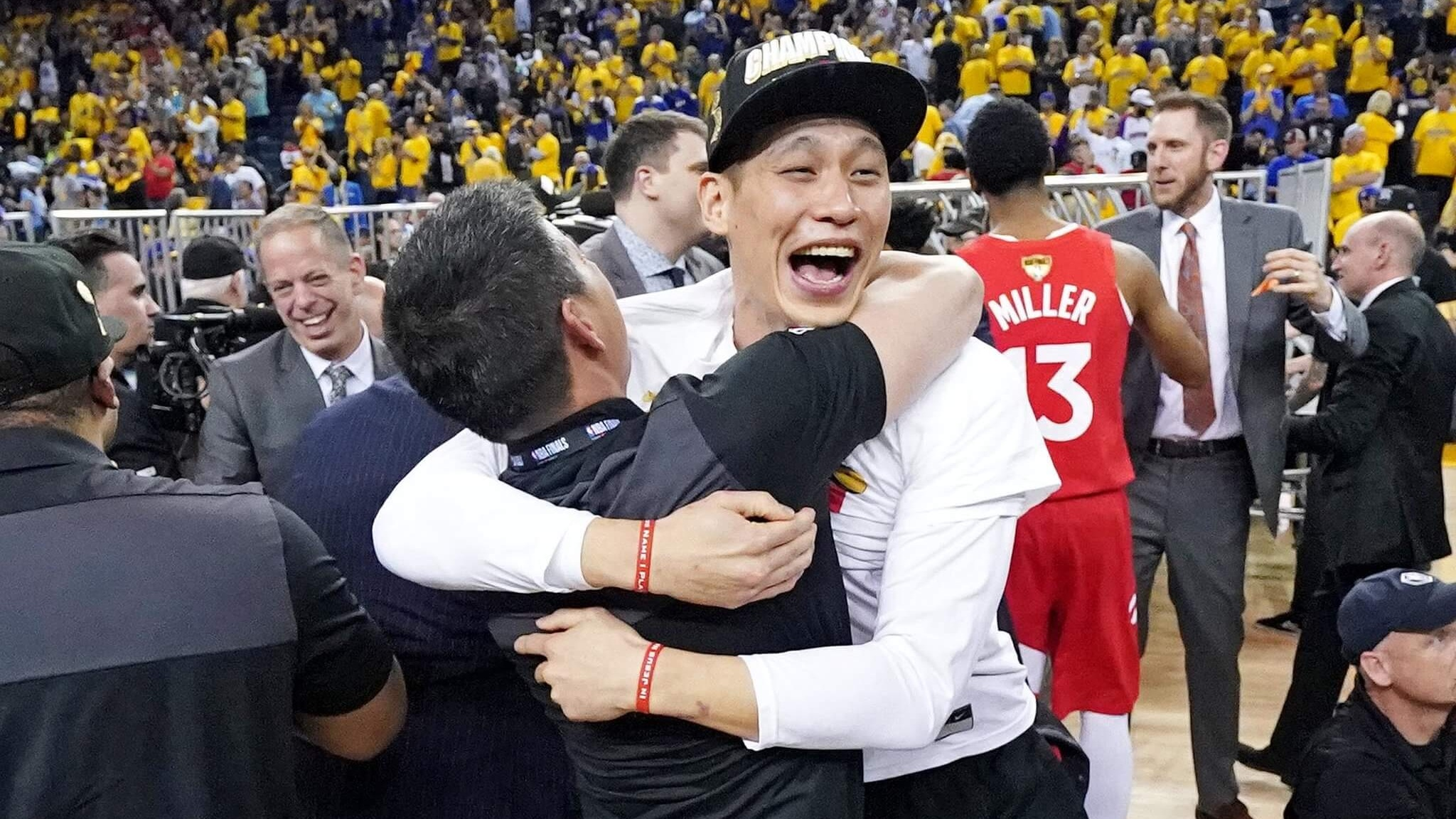 Jeremy Lin, 'Reppin' Asians With Everything I Have,' Is Bigger Than an N.B.A. Title