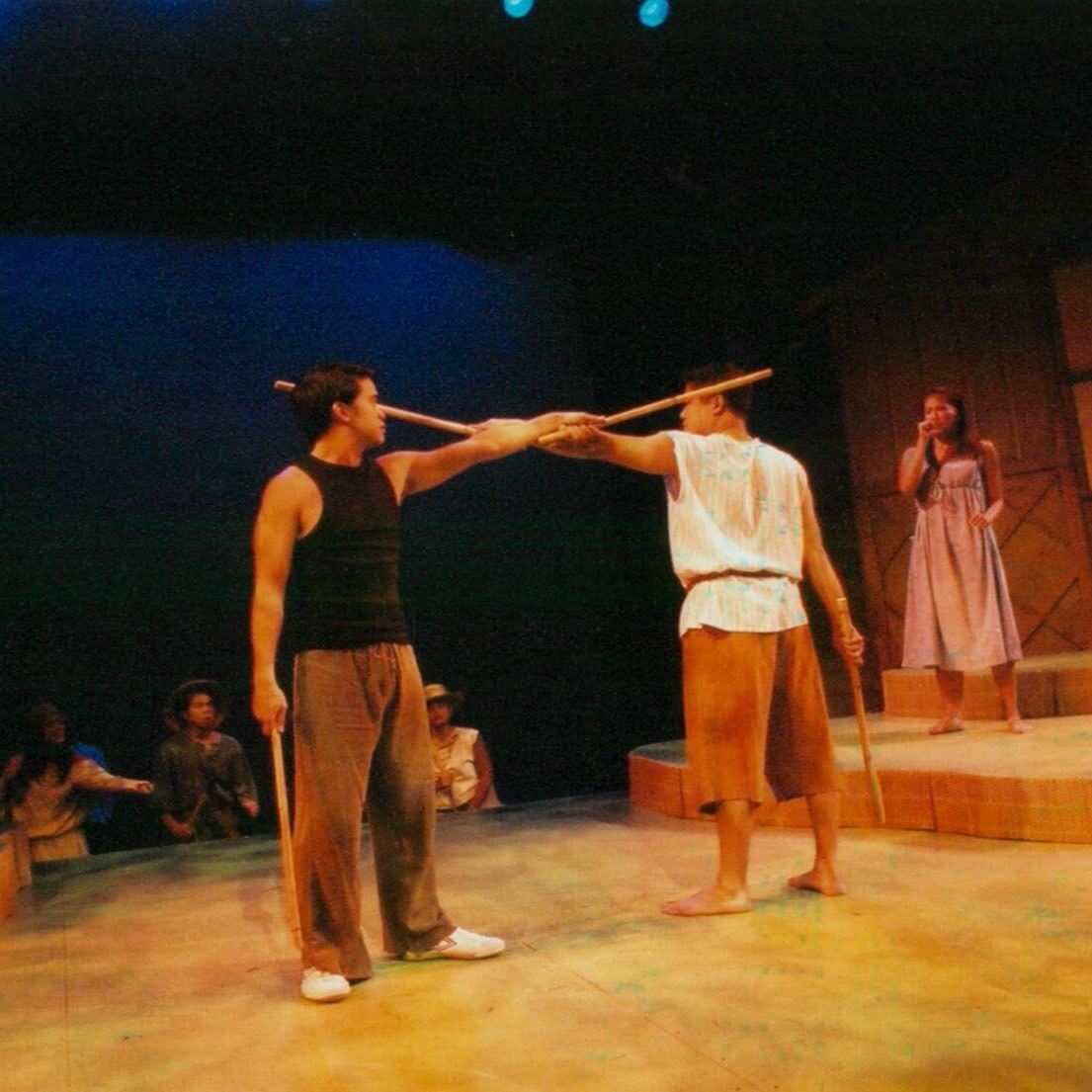 FILIPINO HEARTS - Book by R.A. SHIOMI & ALLEN MALICSIMusic by Kurt MiyashiroLyrics by Kurt Miyashiro and R.A. ShiomiDirected by Mary Beidler Gearen Music direction by Anita RuthSeptember 23rd-October 8th, 2006