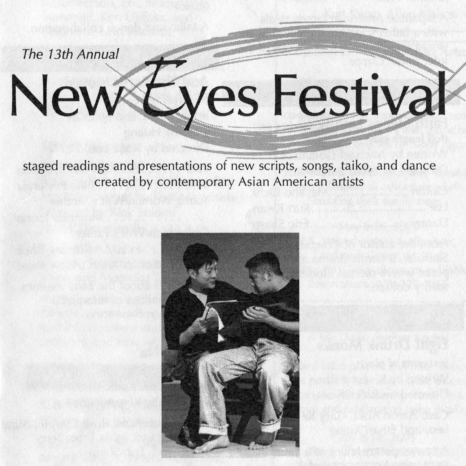 THE NEW EYES FESTIVAL 2004 - June 25th-27th, 2004