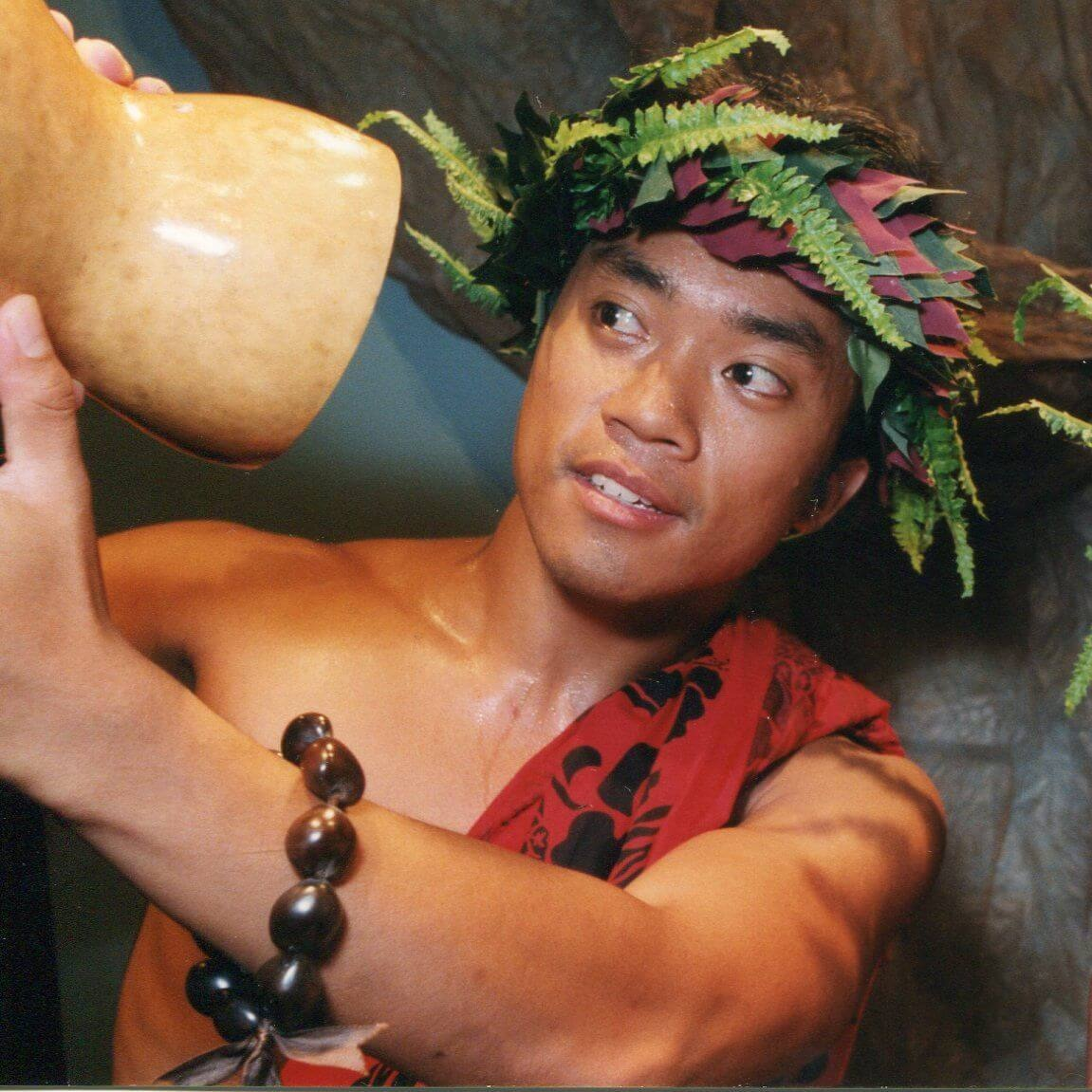MAUI AND THE SOUL OF THE SUN - by MARCUS VRILIUS QUINIONES directed by MARCUS VRILIUS QUINIONES & Rick ShiomiSeptember 30 - October 15, 2000
