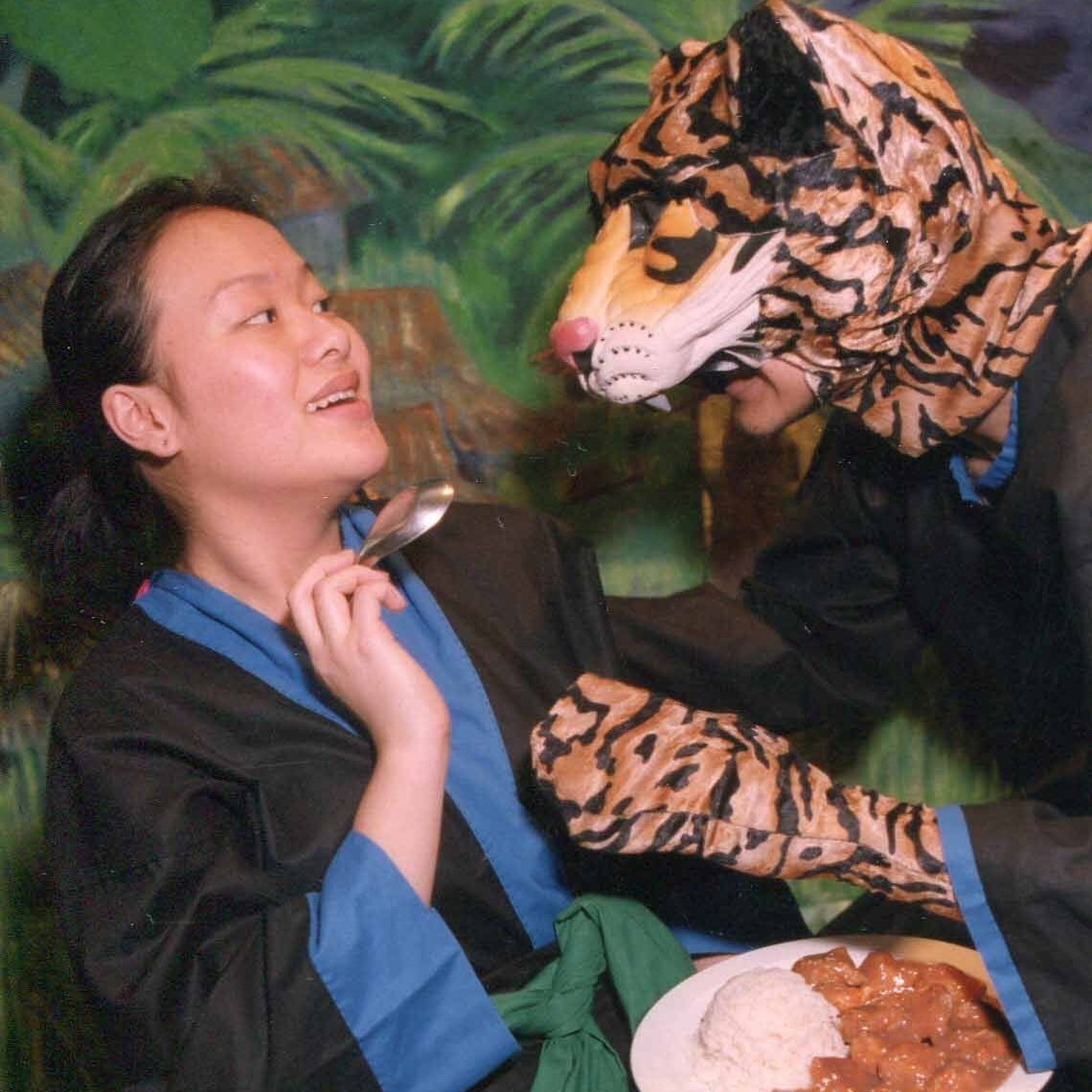 TIGER TALES - written by Cha Yang and R.A. Shiomidirected by Rick Shiomiassistant director: Cha YangMay 4th-24th, 2001