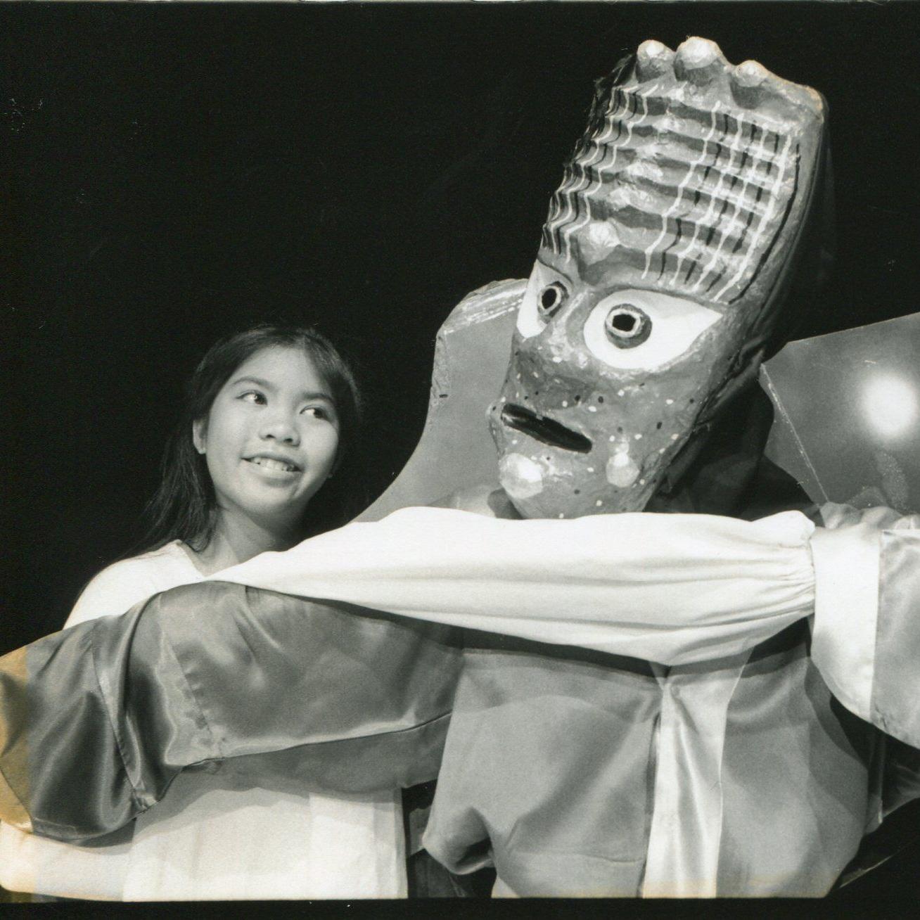 WALLEYE KID - by R.A. SHIOMI & SUNDRAYA KASE directed by RICK SHIOMIOctober 15 - November 1, 1998