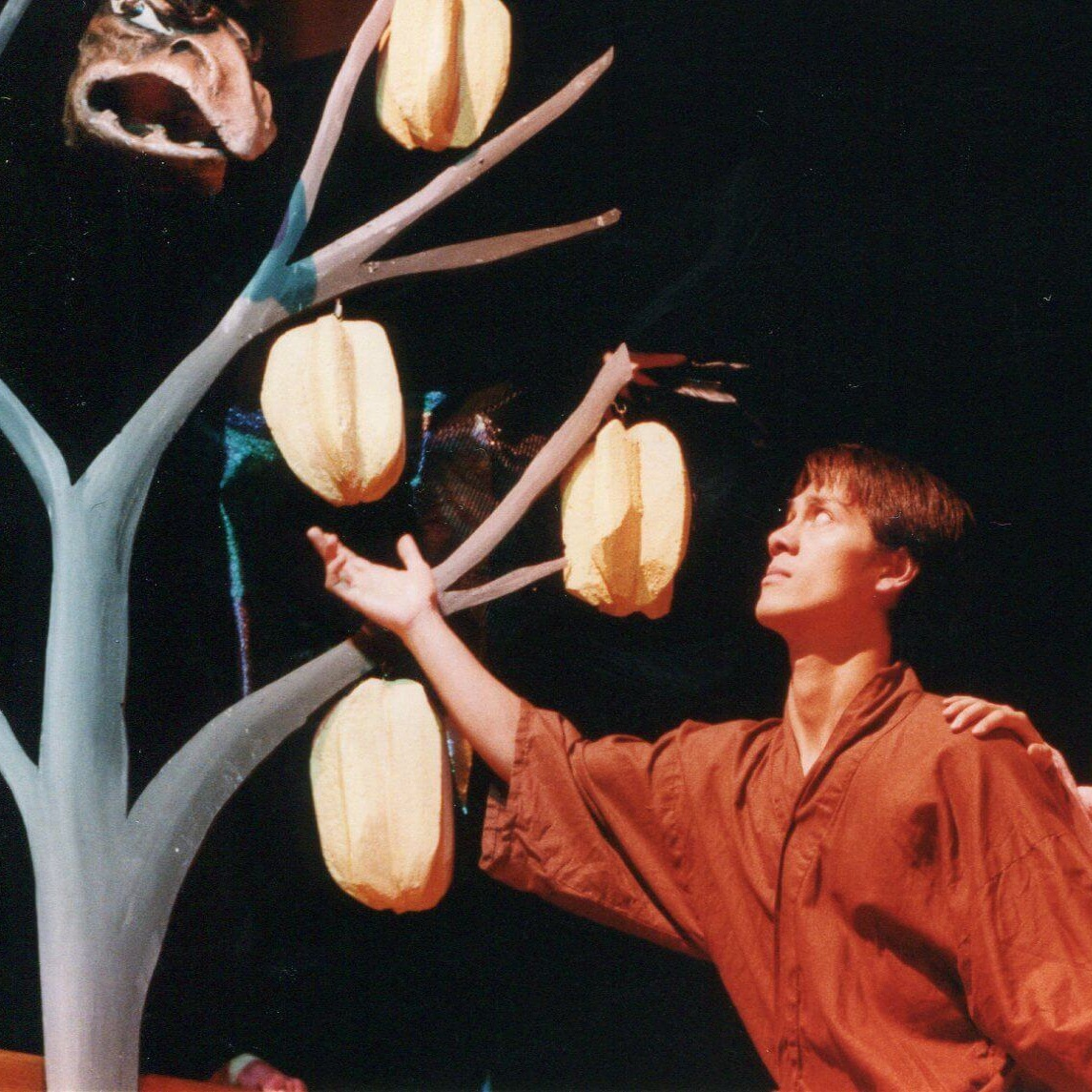 TALES OF THE STARFRUIT TREE - by R.A. SHIOMI & THIEN-BAO THUC PHI directed by R.A. SHIOMIJune 3 - 12, 1999