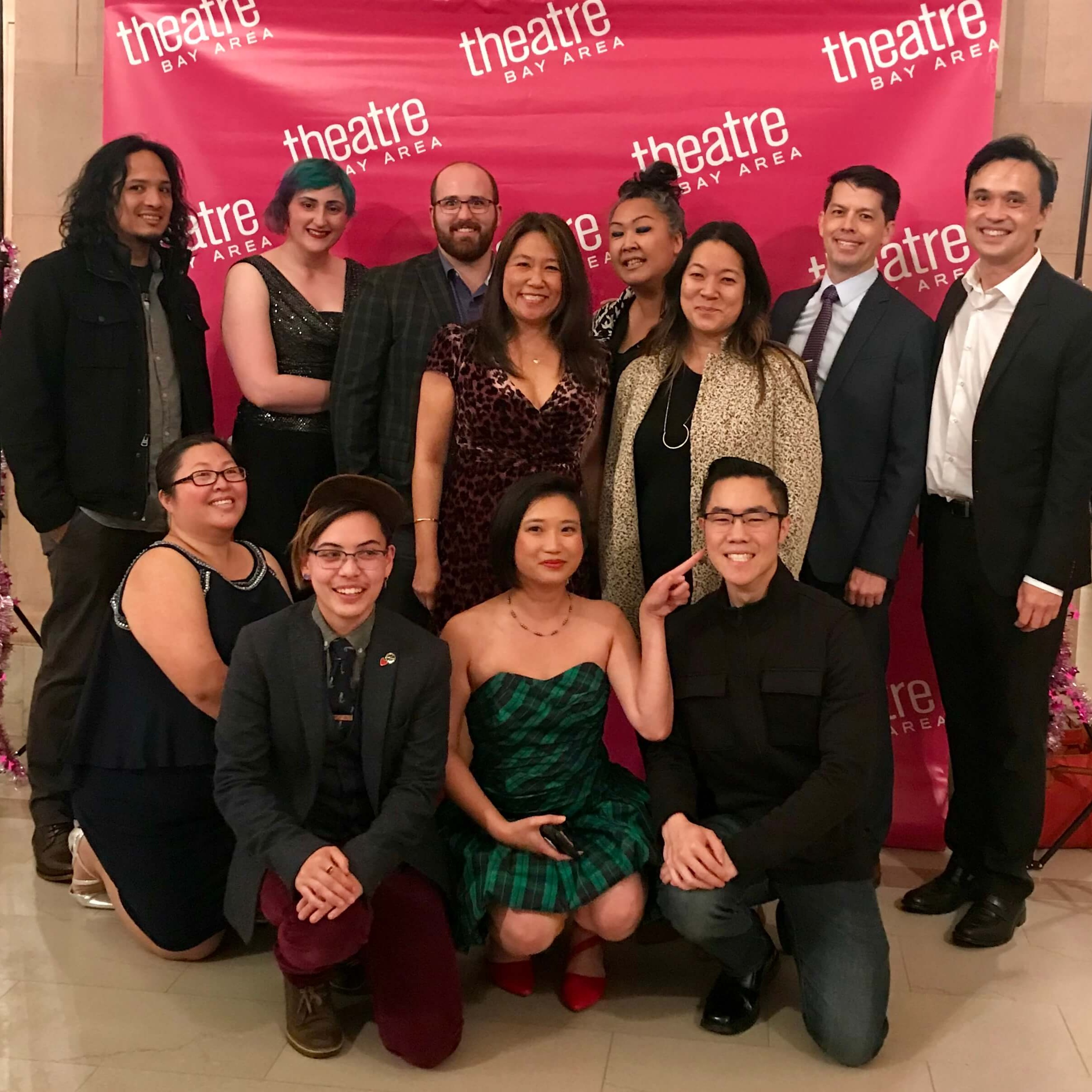 """- """"I'm excited to introduce Lily to the incredible Twin Cities theater community, and to introduce the Twin Cities to Lily. I have no doubt that her leadership and experience will strengthen Mu as we continue to move Asian American theater forward.""""— Shannon Fitzgerald, Theater Mu Managing Director"""