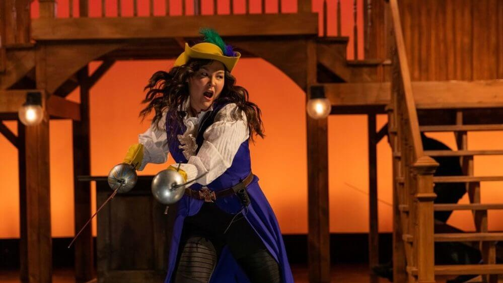 A Classic Reframed: A Diverse Cast Infuses 'The Three Musketeers' With Profound Humor