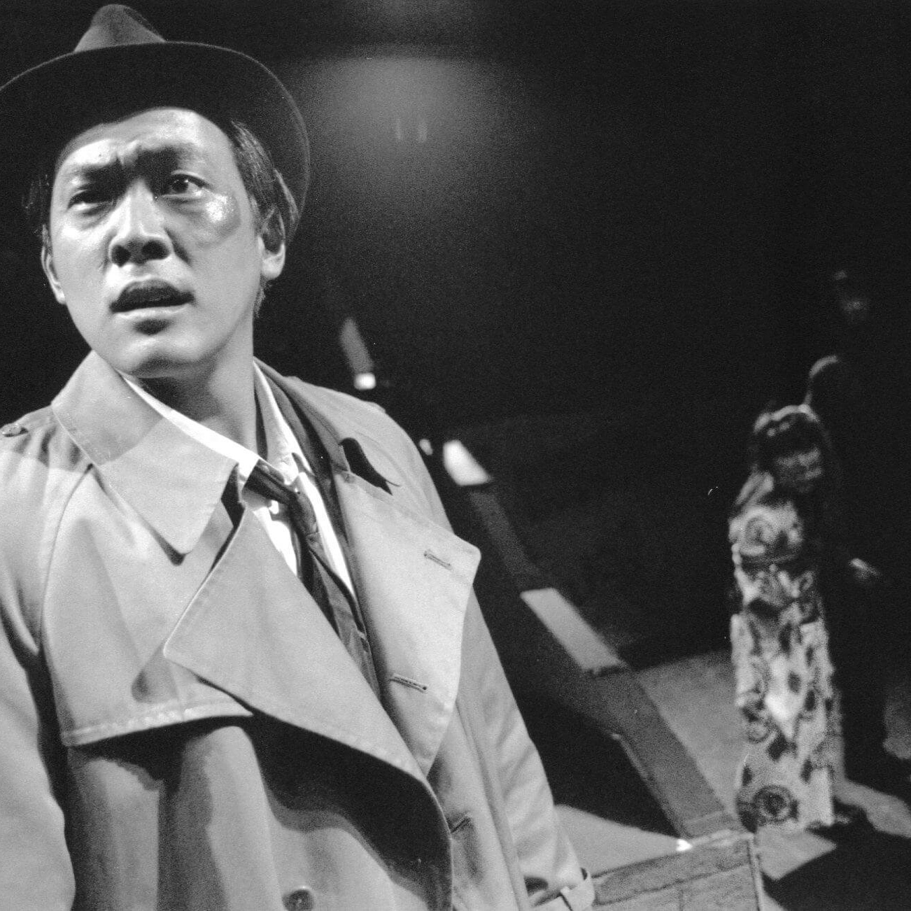 YELLOW FEVER - by R.A. SHIOMIdirected by MARC HAYASHIJuly 14 -July 31, 1994