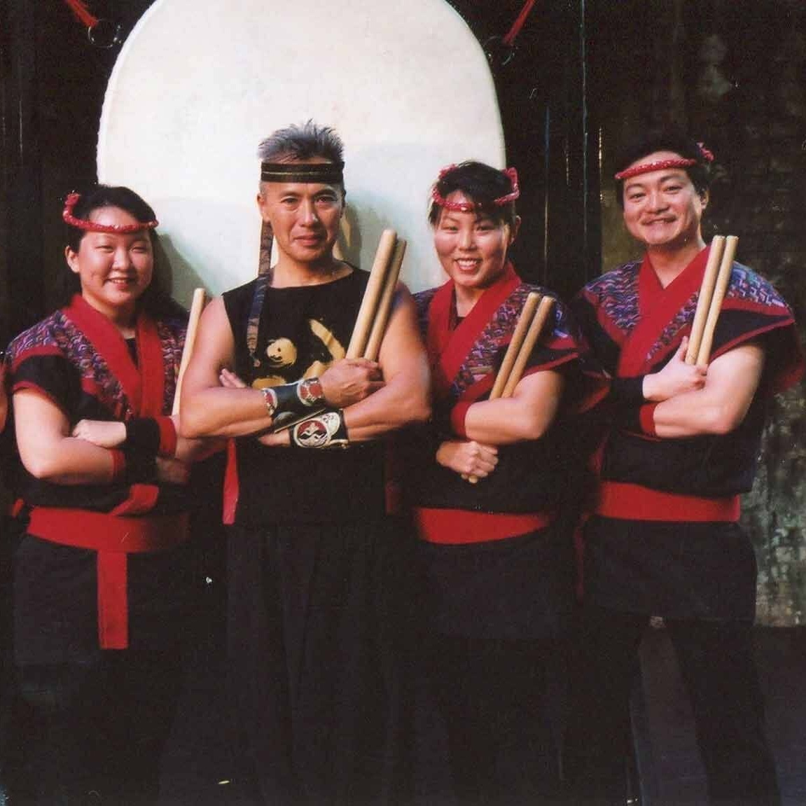 TENCHI TAIKO OF MU DAIKO : DRUM OF HEAVEN AND EARTH - Directed by RICK SHIOMIDecember 2nd- December 11th, 2005