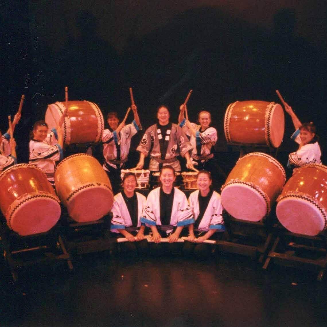 POUNDING HOOVES OF MU DAIKO - December 9 - 19, 1999