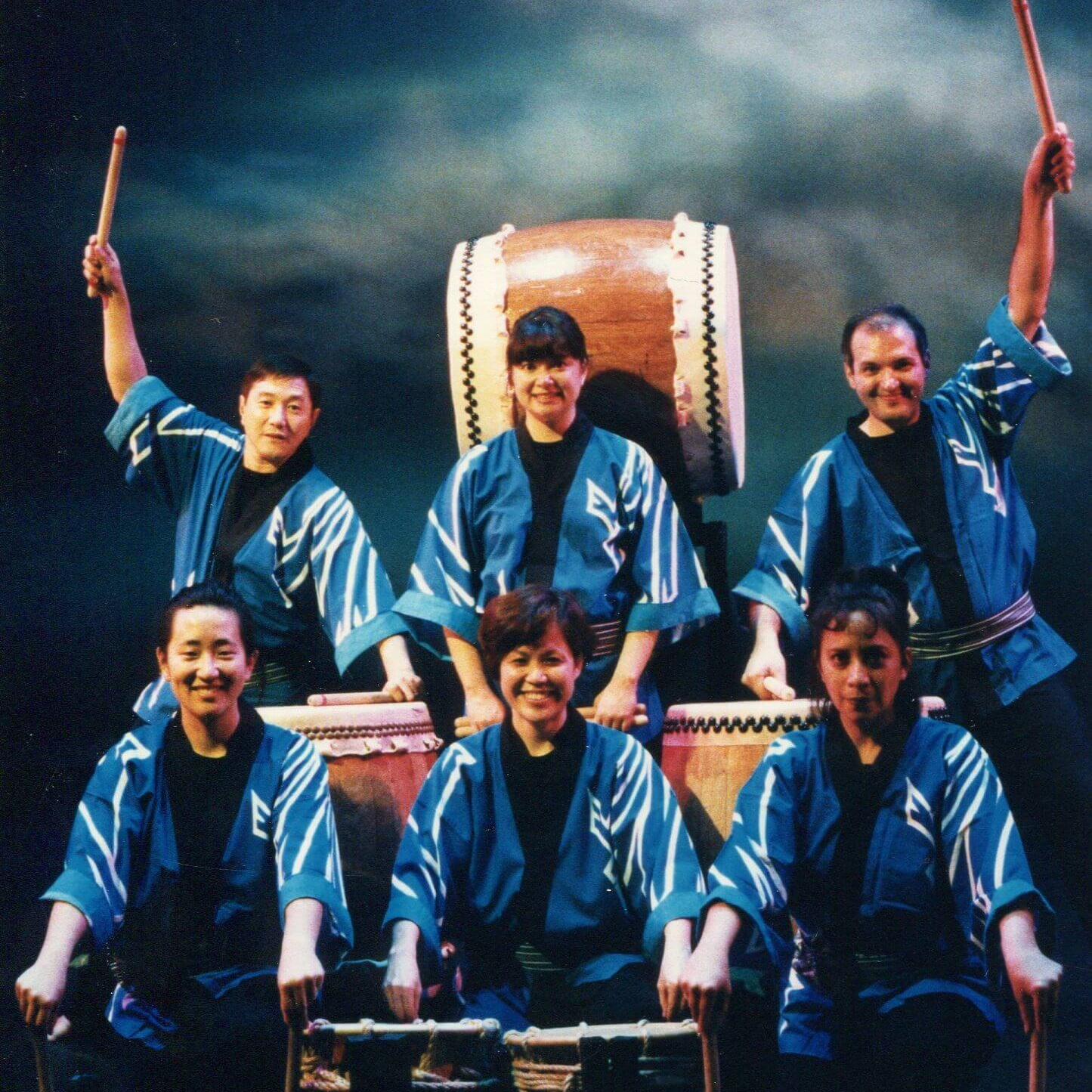 THUNDER DRUMS OF MU DAIKO - adapted & directed by ZARAAWAR MISTRY December 10 - 20, 1998