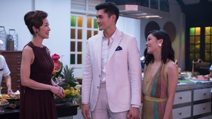 How 'Crazy Rich Asians' redefines Hollywood's Asian man
