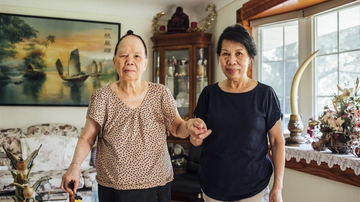 As Asian Americans age, many look for options that allow them to remain in their homes