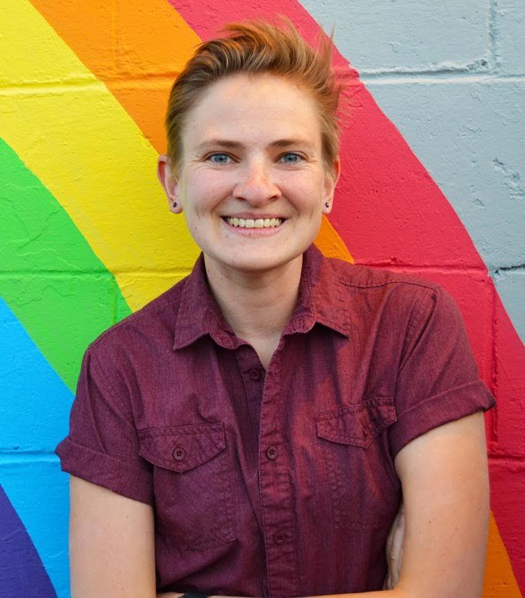 Marina Swain - GMF Director of EDIT Programming