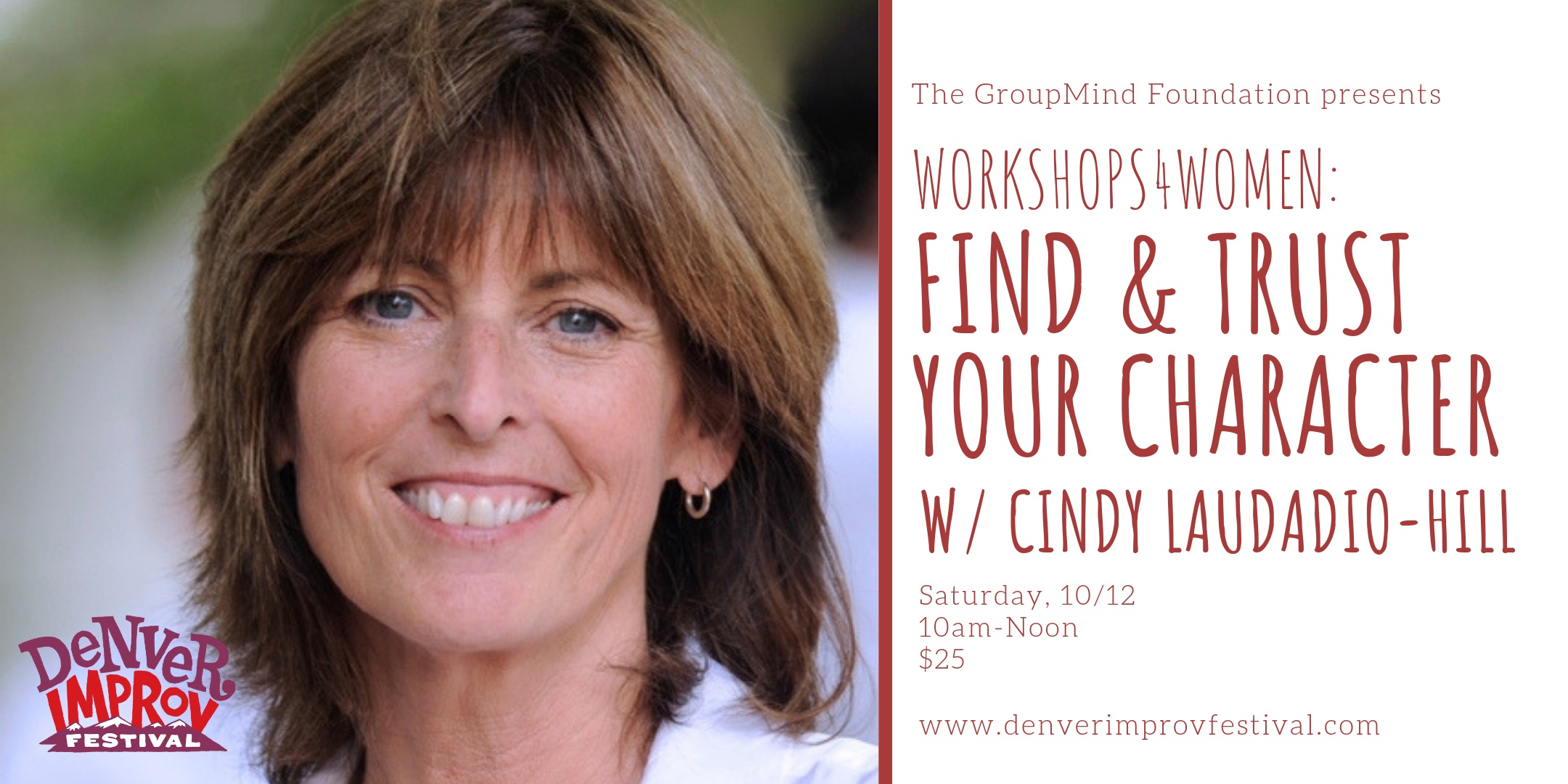 Saturday, October 12th - Register Here