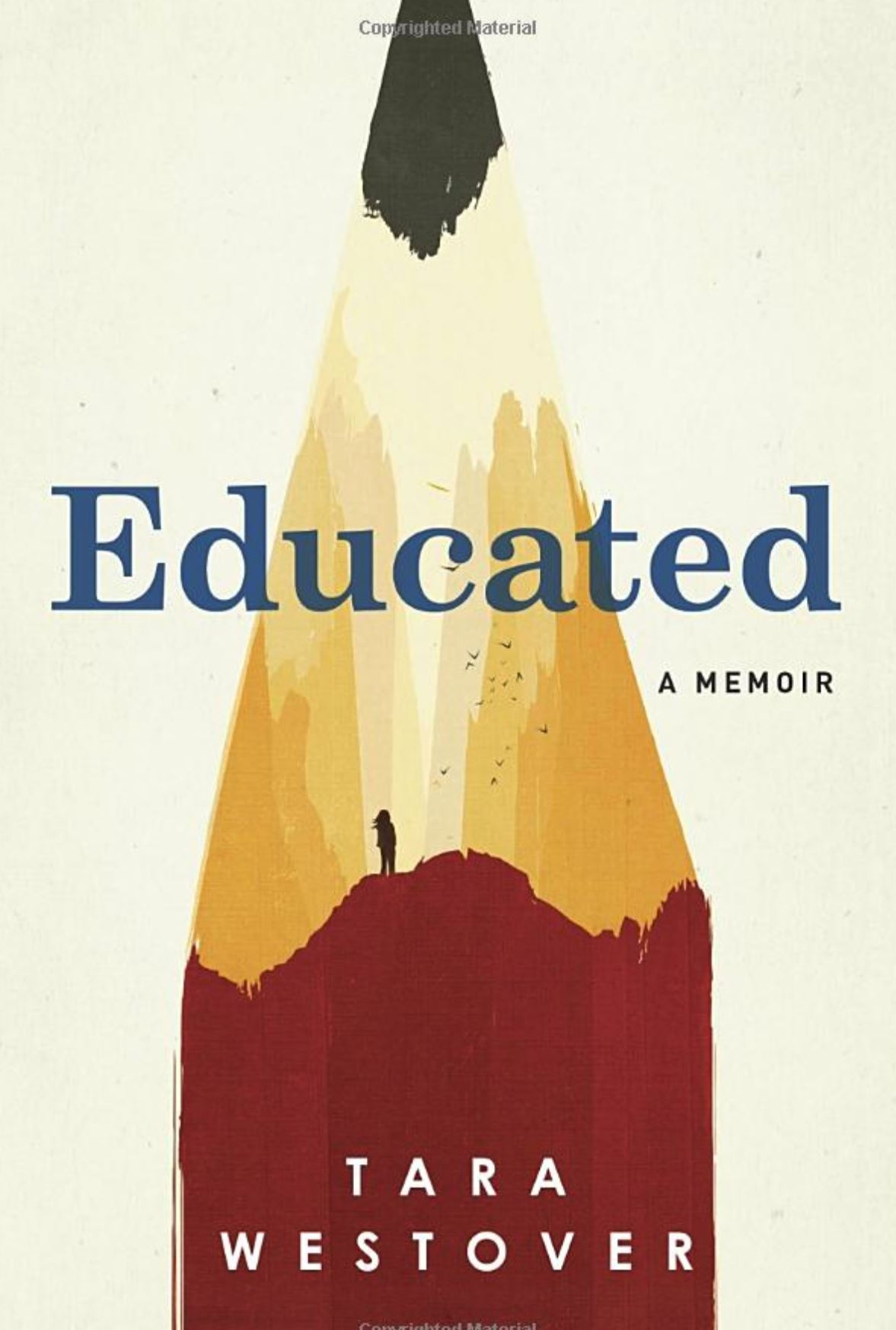 "Educated: A Memoir by Tara Westover - Markus: Wow. I realize that's a cliche way to begin any book review but if there's one that's worthy of it, this is it. Whatever you've heard about this book is true, starting with it being a favorite of Oprah and Barack Obama's and Bill Gate's Winter 2018 Books List not to mention that it's spent months on the New York Times Bestseller list and has 4.5 stars on Amazon based on over 8,000 reviews. Without going into spoilers, the basic story is that Tara is raised in a reclusive and isolated fundamentalist family in rural Idaho without getting any formal schooling at any point. The story begins with her parents' paranoia about The Federal government and Illuminati - because of which she doesn't have a birth certificate until age 9 when she finally gets a ""delayed"" birth certificate (and to date, she still doesn't know what date her actual birthday is). If you think that premise doesn't lend itself to keeping you on the edge of your seat, you'd be wrong. We only took breaks on this audiobook when we absolutely had to - it pulled us in and gripped us that hard from start to end.It's an insane ride through interwoven topics like family dynamics, personal identity, generational trauma and abuse, mental health, education (obviously) and learning to ask for help. There are plenty of excruciating moments that were almost impossible to listen to and in the end made me so much more grateful for all the opportunity and privilege I've enjoyed in my own life. In the end, all that each of us knows is what we've been told by our parents and teachers until we explore the world for ourselves. We do this by becoming educated in one way or another - and that's when we can break free from what hasn't been working for prior generations and leave our own mark of love and beauty on the world through our own life and decisions. Get ready and hang on tight."
