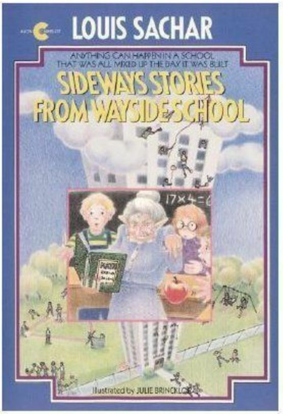 Sideways Stories from Wayside School by Louis Sachar - I don't understand these stories and prefer they didn't exist. They are odd, a little dark (Markus says they are not dark, but I raised an eyebrow when a mean teacher turned kids into apples. Our daughter laughed at it.) and explore topics such as boogers. In reality, they are not anything more sassy than the TV shows I was watching at our daughter's age. She is engrossed in them, and her imagination has seemed to explore fantasy a lot more since getting hooked. There are two collections of short stories about this school so weird it was built sideways, and over our trip she listened to each book four times. They are an exercise in Markus' right to also decide what we read and listen to in the house, even when it is outside my more classical taste. When our girl recites the rhymes or silly phrases he lights up, remembering singing them as a young boy with the same delight she does now. That alone is worth it to me.