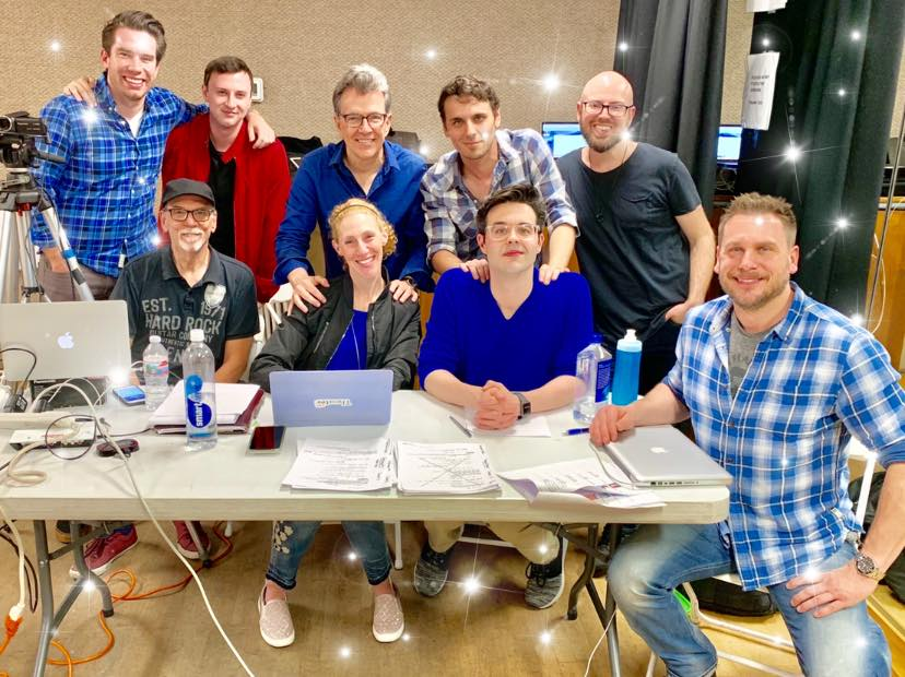 Casting SHOOTING STAR A Revealing New Musical