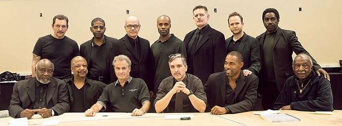 12 ANGRY MEN at the Pasadena Playhouse