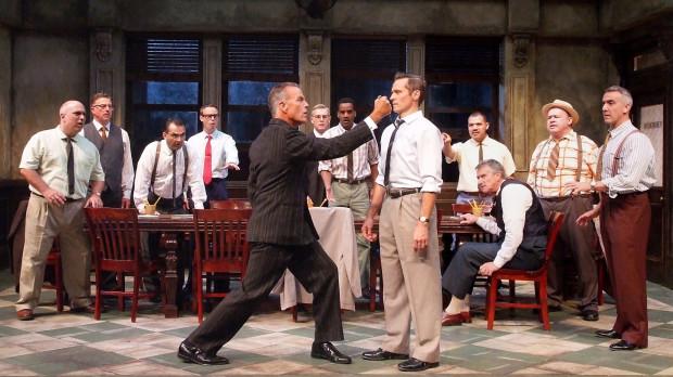 12 ANGRY MEN at the Laguna Playhouse