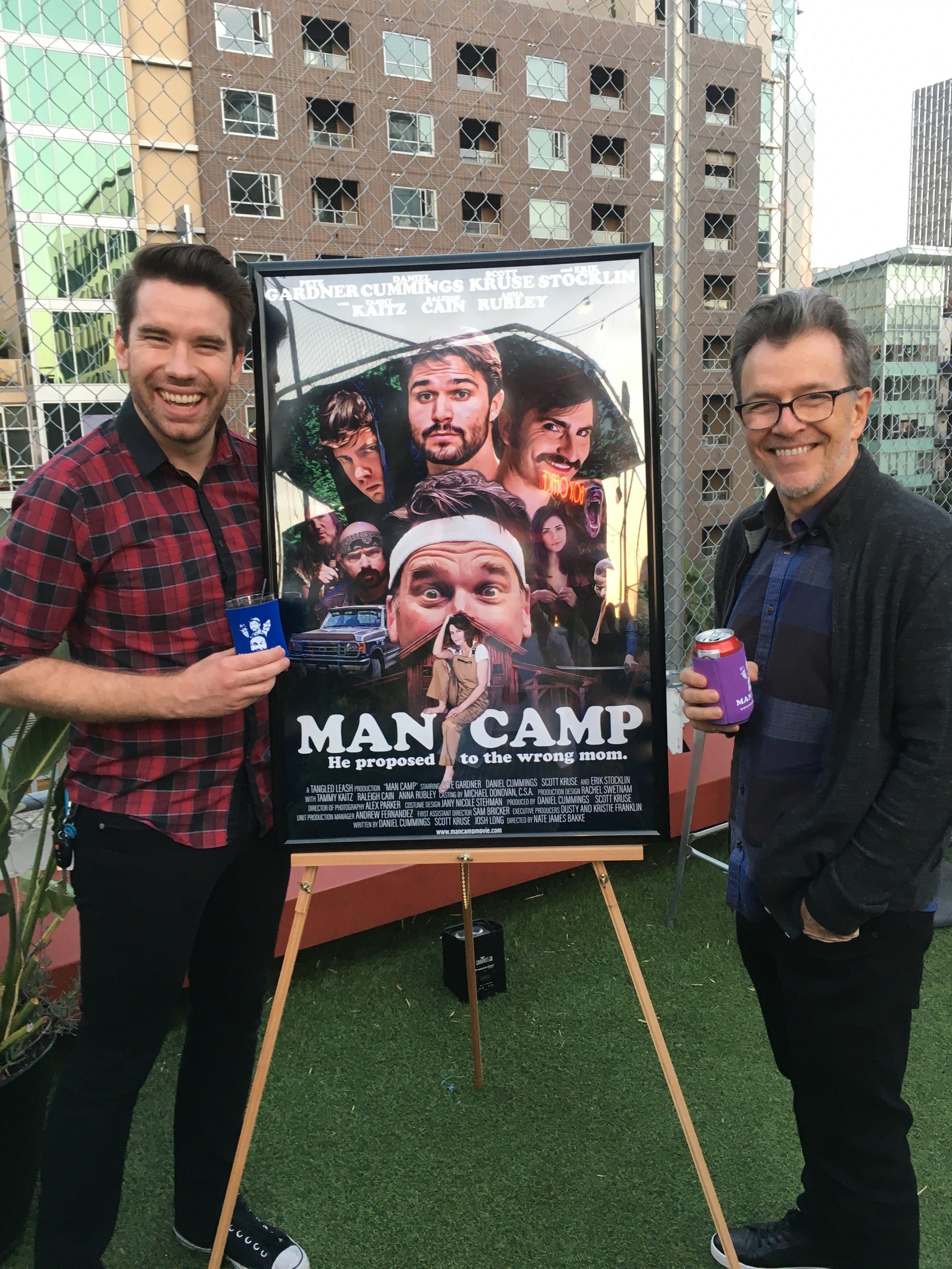 """Man Camp"" Private Screening"