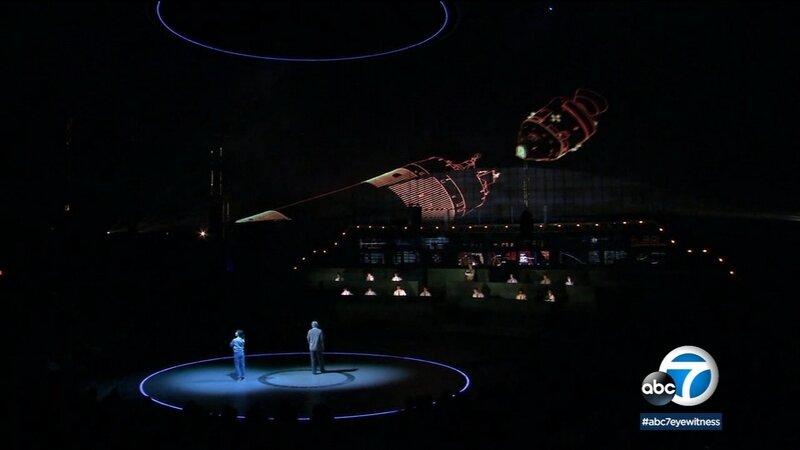 APOLLO 11 The Immersive Live Show