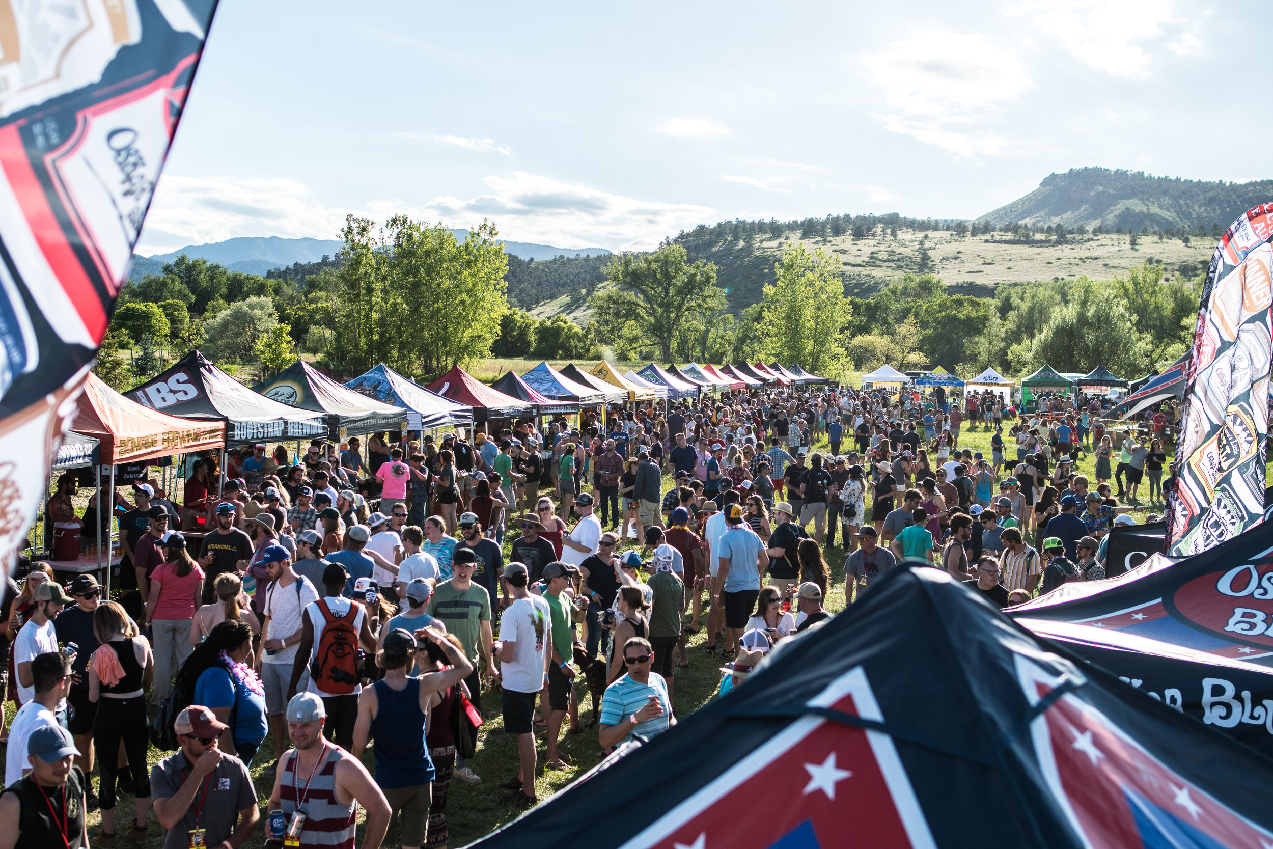 PARTY. - After the Trail Run Relay, stay for the Lyons Outdoor Games and Burning Can Beer Fest, the Greatest Beer Fest in all the Land""