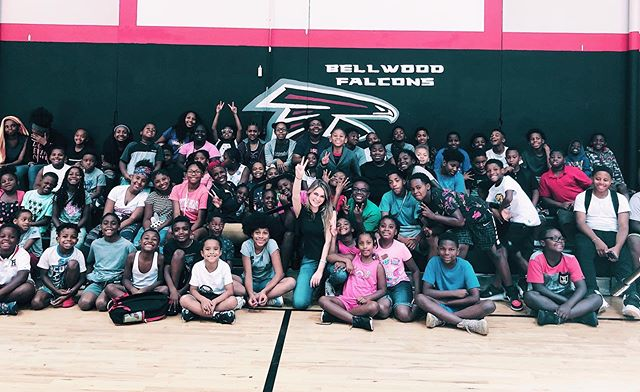I had SO much fun playing for the kids at the Greater Atlanta @bgca_clubs.. check the link in my bio to see the full recap! Can't wait to play for some more of you over the next few months ⭐️ 8/20: Nashville 9/10 Louisville, KY 9/20: Los Angeles, CA 10/1: Birmingham, AL 10/15: St. Louis, MO