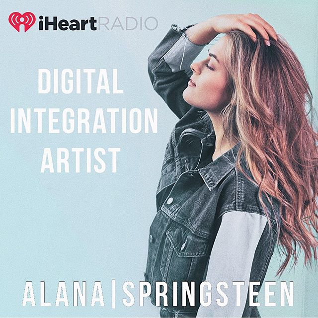 SO excited to share that you can hear my song  Always Gonna Love You this month on iHeartRadio! 💗🥳 Click the link in my bio to tune in and listen :)) #thankyouiheartradio #listennow