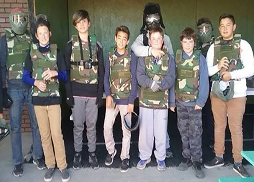 Airsoft parties for groups of 10 or more starting at $299 - Recommended for ages 12 and up