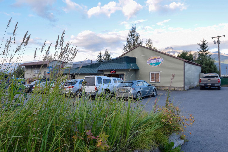 Woody's Thai Kitchen, Seward, Alaska