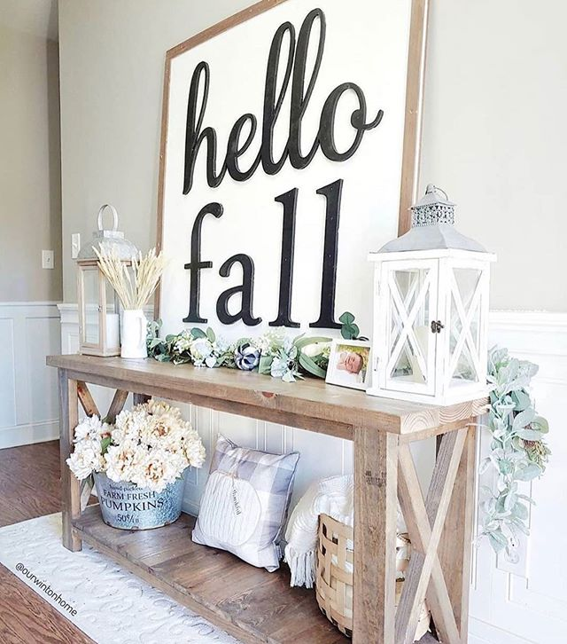 Happy First Day of Fall! 🍂🍁 This is my absolute favorite time of the year! . What do you love most about fall?