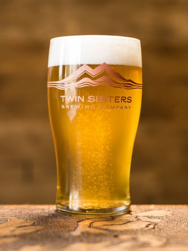 """miss spelt saison - 5.4% ABV 