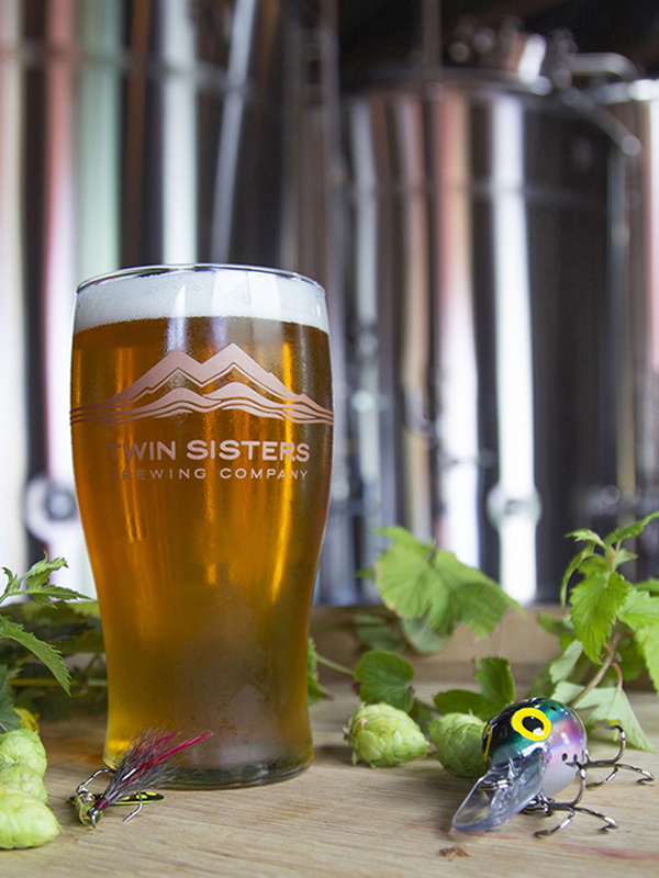 """ANGLER PALE ALE - 5.4% ABV 