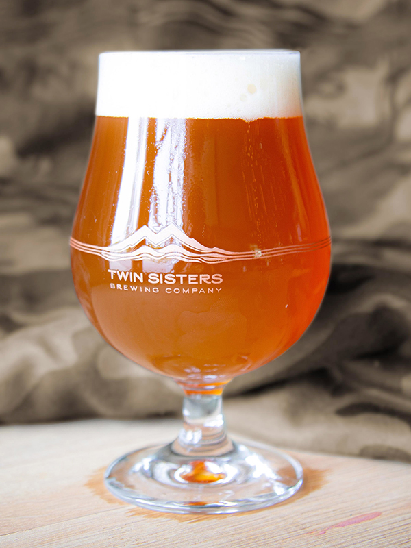 """TRÈS FORTE triple ipa - 11.0% ABV 