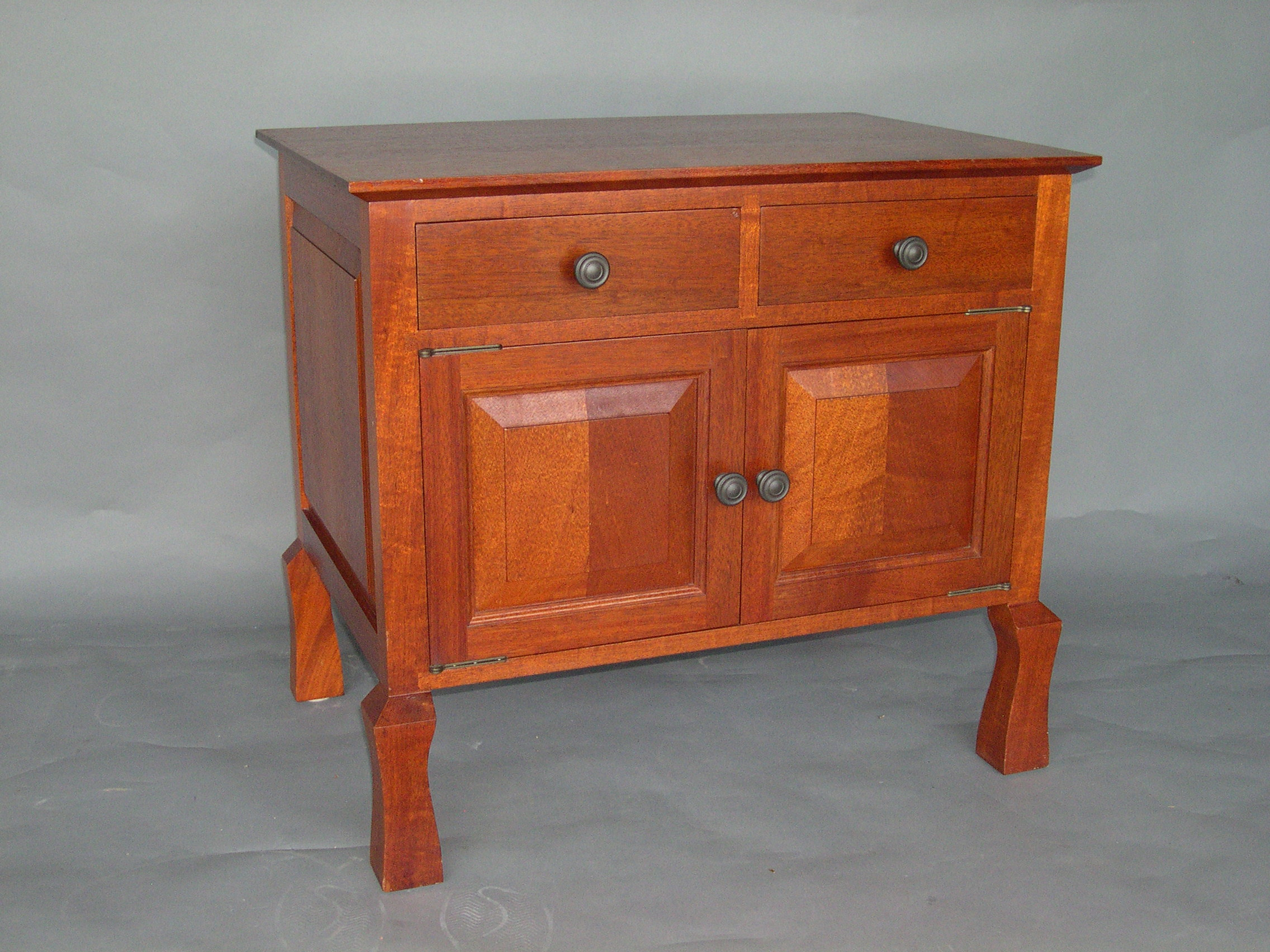 small cabinet -