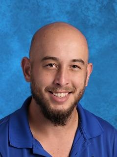 Alex Smith  , Athletic Director