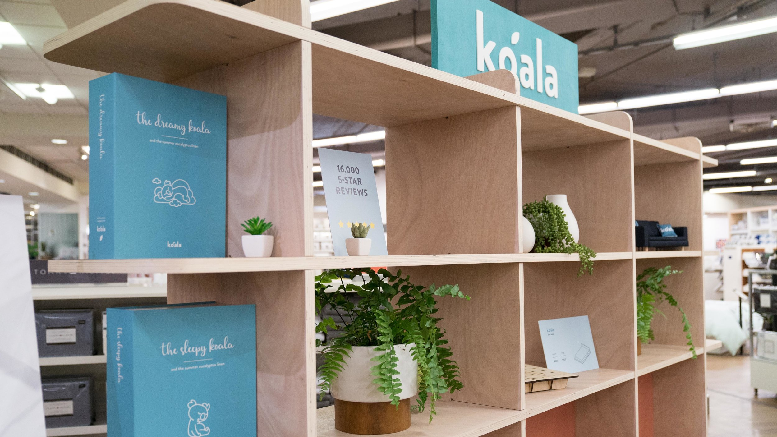 Koala —A unique display for a contemporary retail experience. - Read More ⟶